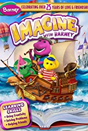 Imagine with Barney Poster