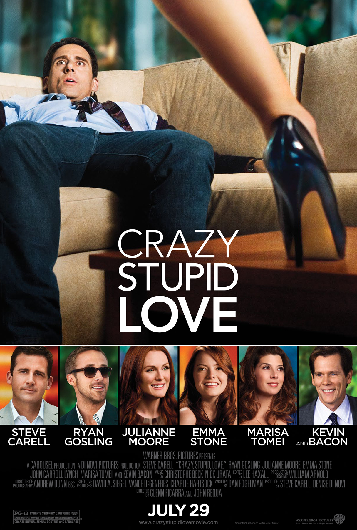 Crazy, Stupid, Love  (2011) - IMDb