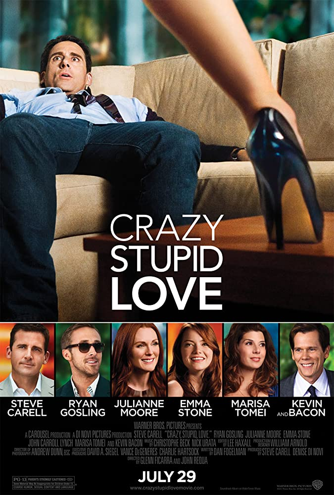Crazy Stupid Love 2011 Hindi Dual Audio 350MB BluRay Download