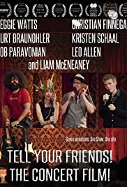 Tell Your Friends! The Concert Film! Poster