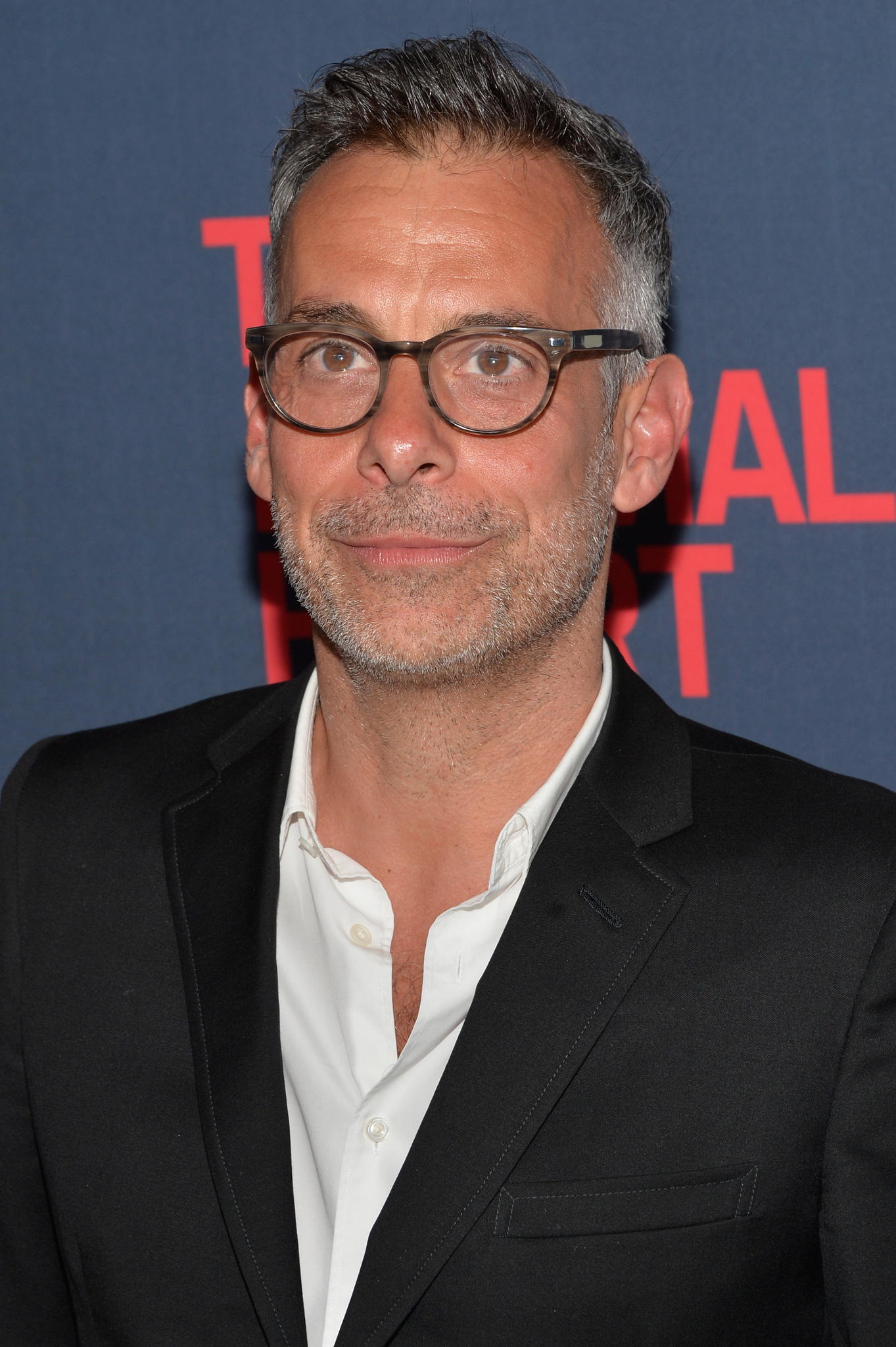 Joe Mantello at an event for The Normal Heart (2014)