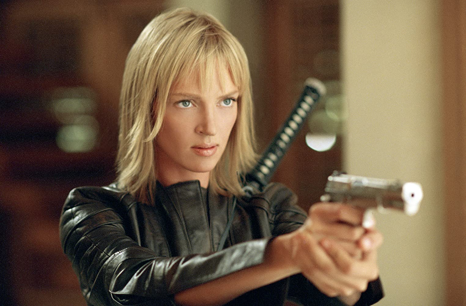 Uma Thurman in Kill Bill: Vol. 2 (2004)