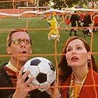 Geena Davis, Michael J. Fox, and Hugh Laurie in Stuart Little 2 (2002)