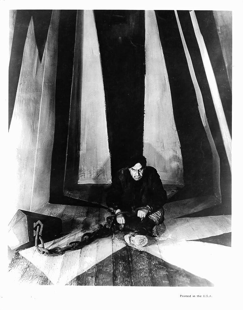 Ludwig Rex in Das Cabinet des Dr. Caligari (1920)