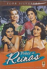 Poker de reinas Poster