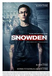 Snowden (2016) Poster - Movie Forum, Cast, Reviews