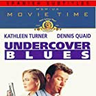 Dennis Quaid and Kathleen Turner in Undercover Blues (1993)