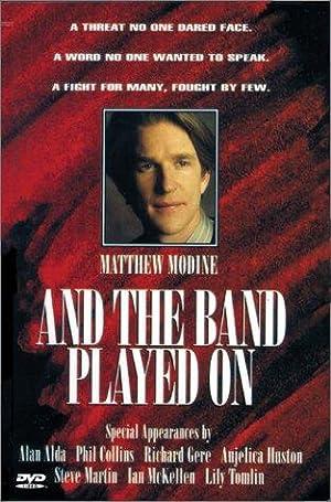 مشاهدة فيلم And the Band Played On 1993 مترجم أونلاين مترجم