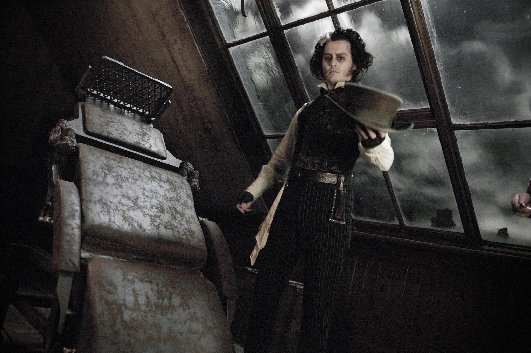 Sweeney Todd The Demon Barber Of Fleet Street 2007