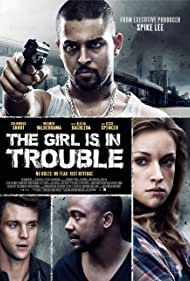 Wilmer Valderrama, Alicja Bachleda, Jesse Spencer, and Columbus Short in The Girl Is in Trouble (2015)