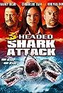 3-Headed Shark Attack (2015) Poster