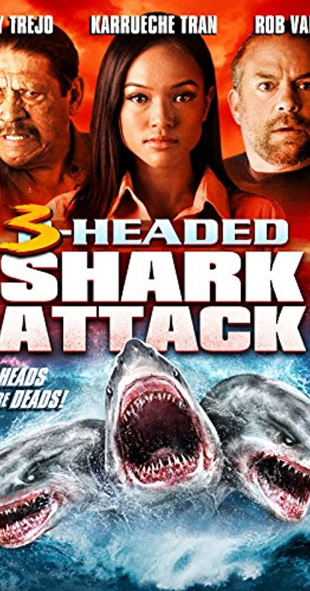 Subtitle of 3 Headed Shark Attack