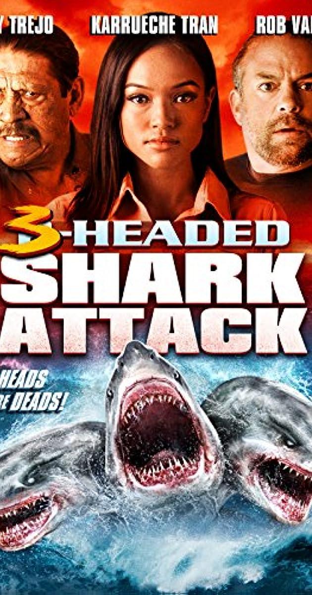 3 Headed Shark 2015