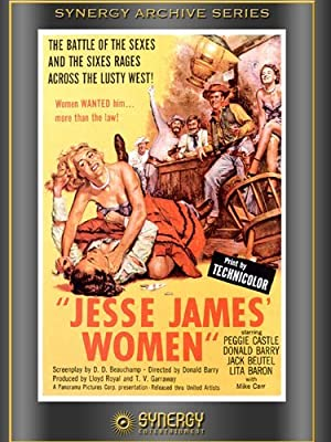 Where to stream Jesse James' Women