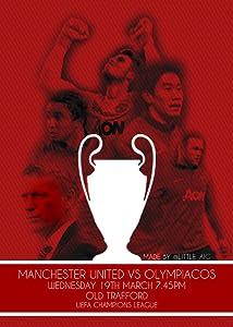 Manchester United vs Olympiakos FC (2014)