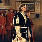 Joseph Fiennes and Mackenzie Crook in The Merchant of Venice (2004)