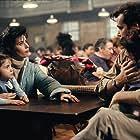 Ray Liotta, Lorraine Bracco, Dominique DeVito, and Stella Keitel in Goodfellas (1990)