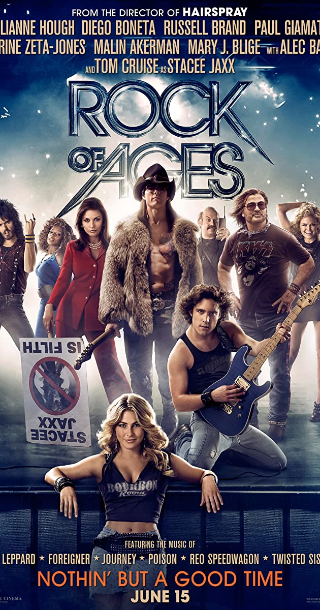 Rock of Ages (2012) - Soundtracks - IMDb