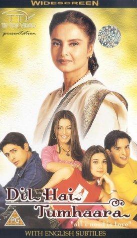 Rajkumar Santoshi Dil Hai Tumhaara Movie