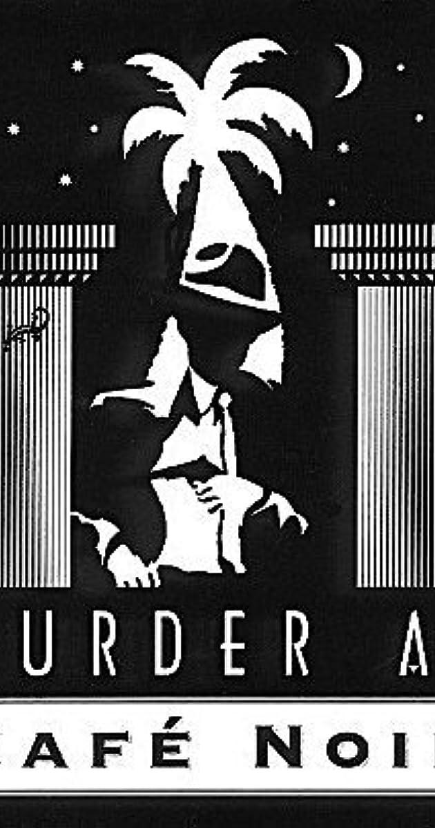 murder at cafe noir video 2004 imdb