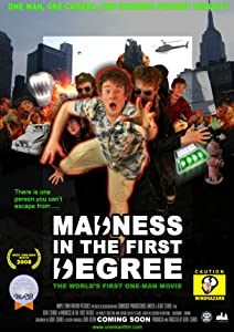 Watch it all online movies Madness in the First Degree UK [QHD]
