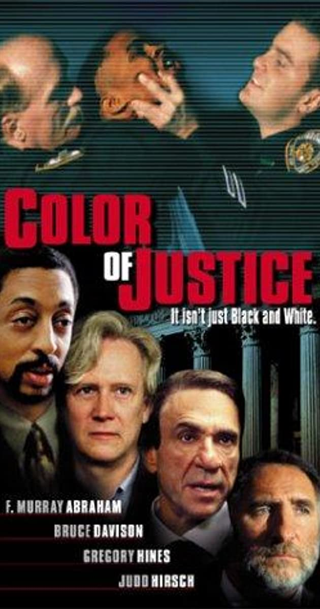 Color Of Justice Tv Movie 1997 Imdb