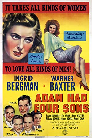 Where to stream Adam Had Four Sons