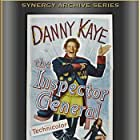 Danny Kaye and Barbara Bates in The Inspector General (1949)