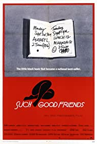 """""""Such Good Friends"""" (Saul Bass Poster) 1971 Paramount Pictures"""