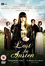 Lost in Austen Poster - TV Show Forum, Cast, Reviews
