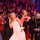 Julianne Hough and Aaron Tveit in Grease Live! (2016)