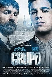 Grupo 7(2012) Poster - Movie Forum, Cast, Reviews
