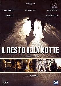 Good funny movie to watch Il resto della notte by Claudio Caligari [1020p]