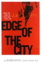 Edge of the City (1957) Poster