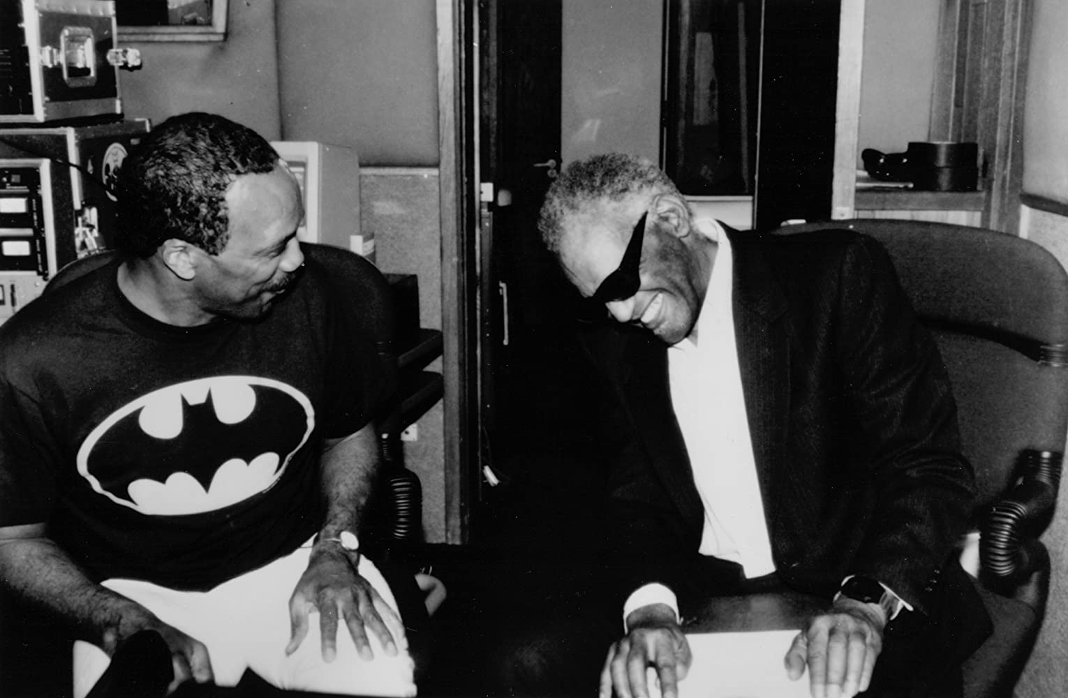 Image result for quincy jones ray charles
