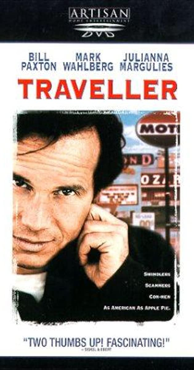 Subtitle of Traveller