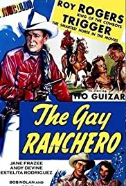 The Gay Ranchero Poster