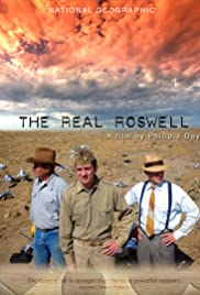 The Real Roswell Poster