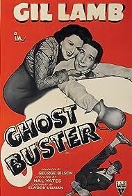 Carol Hughes and Gil Lamb in Ghost Buster (1952)