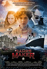 The Games Maker Poster