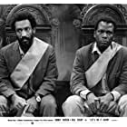 Bill Cosby and Sidney Poitier in Let's Do It Again (1975)