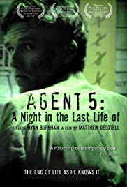 Agent 5: A Night in the Last Life of Poster
