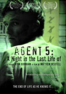 Downloadable movie for free torrent Agent 5: A Night in the Last Life of by [480x800]