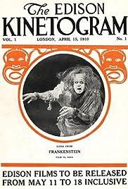 Frankenstein(1910) Poster - Movie Forum, Cast, Reviews