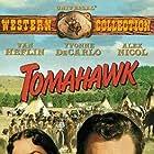 Van Heflin and Susan Cabot in Tomahawk (1951)