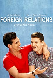 Foreign Relations (2014) Poster - Movie Forum, Cast, Reviews