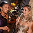 Kandyse McClure at TIFF party for Cole.