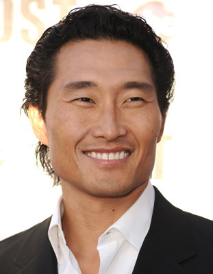 Daniel Dae Kim at an event for Lost (2004)