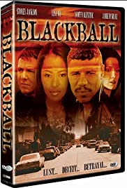Black Ball Poster