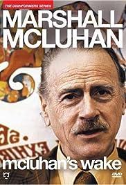 McLuhan's Wake Poster